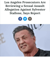 The alleged victim reported the assault last November to Santa Monica police, and the incident dates to the 1990s, according to police. A criminal allegation dating to the 1990s cannot be charged under California law because it is past the statute of limitations that existed at the time. Prosecutors reviewing cases in the wake of MeToo movement have repeatedly run into issues of crimes being too old to prosecute under California law. Despite hundreds of women accusing director James Toback of sexual misconduct, Los Angeles prosecutors declined to file charges after five investigations were forwarded by police, mostly on grounds that they were beyond the legal statute of limitations.: Los Angeles Prosecutors Are  Reviewing a Sexual Assault  Allegation Against Sylvester  Stallone, Says Report The alleged victim reported the assault last November to Santa Monica police, and the incident dates to the 1990s, according to police. A criminal allegation dating to the 1990s cannot be charged under California law because it is past the statute of limitations that existed at the time. Prosecutors reviewing cases in the wake of MeToo movement have repeatedly run into issues of crimes being too old to prosecute under California law. Despite hundreds of women accusing director James Toback of sexual misconduct, Los Angeles prosecutors declined to file charges after five investigations were forwarded by police, mostly on grounds that they were beyond the legal statute of limitations.