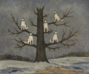 loserscircus: Wolves Sitting in a Tree Sergei Pankejeff (1886–1979) Freud Museum London : loserscircus: Wolves Sitting in a Tree Sergei Pankejeff (1886–1979) Freud Museum London