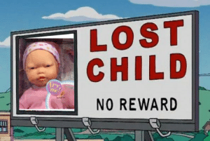 https://t.co/SngQY9UTqu: LOST  CHILD  me!  NO REWARD https://t.co/SngQY9UTqu