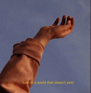In A World: Lost in a world that doesn't exist