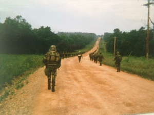 Lost in the Woods- Fort Leonard Wood, Missouri 2004: Lost in the Woods- Fort Leonard Wood, Missouri 2004