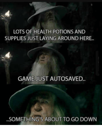 Health Potions