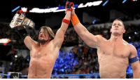 Respect, Aj Styles, and Lots: Lots of respect for AJ Styles.