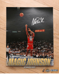 "Magic Johnson, Memes, and All Star Game: LOUIE's  MBA  ALL-STAR GAME  NTE WIN  AUTOGRAPHED PHOTO  STEINER  SPORTS MEMORABILIA Win an autographed photo from NBA legend Magic Johnson! 💥 To enter to win: 1️⃣ Follow @steinersports + @bestcrosses + @breakanklesdaily ✅ 2️⃣ Comment ""S-T-A-R"" without being interrupted! — Winner announced end of the month! LAL LALakers MagicJohnson Giveaway LosAngeles Basketball SteinerSports LakeShow Lakers"
