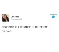 Coachella, Urban, and Urban Outfitters: Lourdes  @gossipgrill  coachella is just urban outfitters the  musical