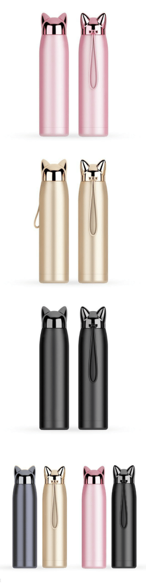 lovableyou:  This unique and reusable eco friendly cat water bottle is the perfect gift for your Friends and Family! Equipped with Thermal Insulation that will keep your drinks hot or cold! => GET YOURS HERE <=: lovableyou:  This unique and reusable eco friendly cat water bottle is the perfect gift for your Friends and Family! Equipped with Thermal Insulation that will keep your drinks hot or cold! => GET YOURS HERE <=