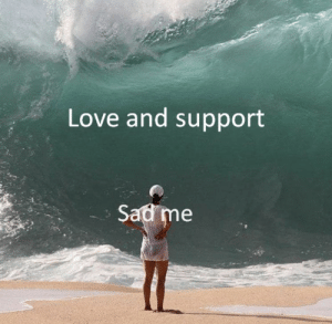 https://t.co/5RqHCNG4OQ: Love and support  Sad me https://t.co/5RqHCNG4OQ