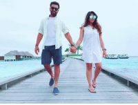 Love birds Rohit Sharma and Ritika: Love birds Rohit Sharma and Ritika