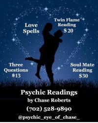 Love Spells Twin Flame Reading $20 Three Questions $13 Soul