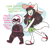 Fail, Love, and Target: LOVE SUMMER  SNT IT SOOo  NICE OUT?0  FAIL TO  SEE How  BOILING.  HAVE  FUR? diadraws:  i wanted to draw rose n jade in outfits SHRUG