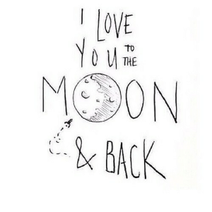 https://iglovequotes.net/: LOVE  TO  THE  MOON  & BACK https://iglovequotes.net/