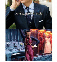 Suits, Guys, and Loving: loving guys in suits.