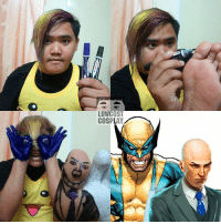 Dank, Comic Con, and Cosplay: LOW COST  COSPLAY For the Comic Con  #แอดมินเช็ดขี้