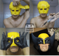 lonely man and his cancer skin: LOW COST  COSPLAY lonely man and his cancer skin
