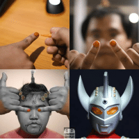 Dank, Nails, and 🤖: LOW COST  COSPLAY lonelyman and his finger nail