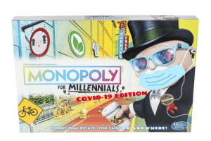 Low effort phone edit - These pop-culture Monopoly sets are getting unhealthy. They're just viral marketing.: Low effort phone edit - These pop-culture Monopoly sets are getting unhealthy. They're just viral marketing.