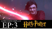 Dank, Cosplay, and Magic: LOWCOST COSPLAY  Hally Potter  EP:3 Shutter 10 S. , F11 , ISO 100 = MAGIC !!  #แอดมินเช็ดขี้