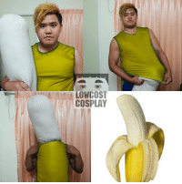 LOWCOST  COSPLAY In Thailand there are many bananas  #แอดมินเช็ดขี้