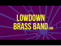 This makes me happy: LOWDOWN  BRASS BAND  COM This makes me happy