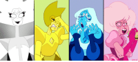 Target, Tumblr, and Blog: LoycoS loycos:i never knew so many people were invested in my blog header…. well, due to popular demand, here it is! the updated cover of the most extra of divas known to gemkind.