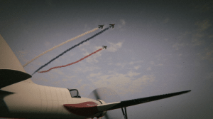 LSAC hosted a small airshow the other day, here's a pic: LSAC hosted a small airshow the other day, here's a pic