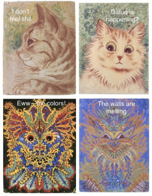 LSD in 4 chapters: LSD in 4 chapters