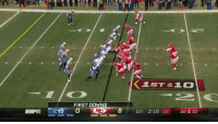 Alex Smith finds @tkelce for the TD! 🎯  #ChiefsKingdom leads by 14. #TENvsKC #NFLPlayoffs https://t.co/1B1IKMcbyE: LST&10  FIRST DOWNS  1ST 2:19 07 1st & 10 Alex Smith finds @tkelce for the TD! 🎯  #ChiefsKingdom leads by 14. #TENvsKC #NFLPlayoffs https://t.co/1B1IKMcbyE