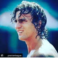 Everton, Memes, and Spurs: Lt premierleague Repost @premierleague ・・・ Happy 5️⃣0️⃣th birthday to former Newcastle, Spurs, Aston Villa & Everton ⭐️ David Ginola! 🎂🎉 Your favourite PL goal of his is...?