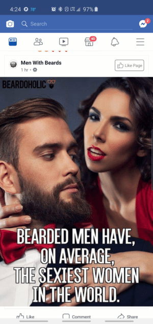 Miraculous New Men With Beards Memes Date Memes Quotes Memes Natural Hairstyles Runnerswayorg