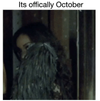 Funny, Halloween, and October: lts offically October Halloween is almost here @FashionNova