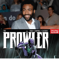 It's officially been confirmed that Donald Glover is playing the Prowler in Spiderman Homecoming🕷🕸🕷 childishgambino donaldglover prowler spiderman spidermanhomecoming peterparker tomholland zendaya captainamericacivilwar milesmorales michaelkeaton vulture sinistersix marvel avengers infinitywar: Lu  RYAN CAMPBELL SALTARES  THE It's officially been confirmed that Donald Glover is playing the Prowler in Spiderman Homecoming🕷🕸🕷 childishgambino donaldglover prowler spiderman spidermanhomecoming peterparker tomholland zendaya captainamericacivilwar milesmorales michaelkeaton vulture sinistersix marvel avengers infinitywar