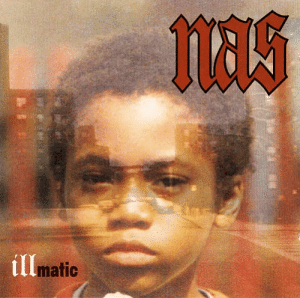 Nas, Tumblr, and Blog: lu  tlL  matic todayinhiphophistory:  Today in Hip Hop History:Nas released his debut album Illmatic April 19, 1994