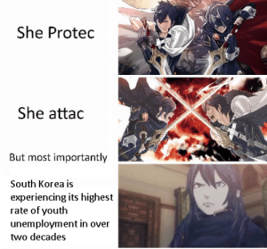 Lucina with that hot fucking take.: Lucina with that hot fucking take.