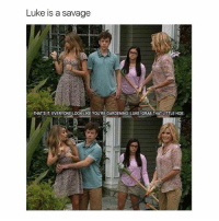 @_taxo_ is one of my favorite meme accounts right now @_taxo_ @_taxo_ @_taxo_: Luke is a savage  THAT'S IT, EVERYONE LOOK LIKE YOU'RE GARDENING, LUKE, GRAB THAT LITTLE HOE. @_taxo_ is one of my favorite meme accounts right now @_taxo_ @_taxo_ @_taxo_