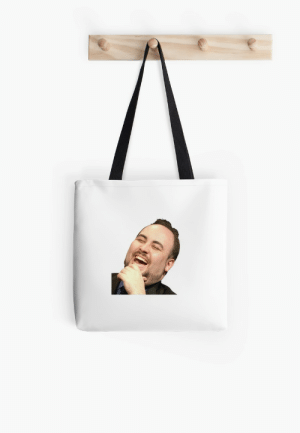 """LUL Twitch Emote"""" Tote Bags by mattysus   Redbubble: LUL Twitch Emote"""" Tote Bags by mattysus   Redbubble"""