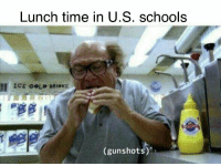 Invest fast! via /r/MemeEconomy https://ift.tt/2LudfVo: Lunch time in U.S. schools  ICE COLD DRINKS  (gunshots) Invest fast! via /r/MemeEconomy https://ift.tt/2LudfVo