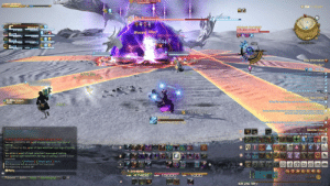 after tolerating all his trash pulls in Delieverance, we both decided to freestyle: Lv70 MistDragonQ  LIMIT BREAK  LT 11:43 a.m.  29m  67%  Q Mist Dragon  LIGHT PARTY  FOCUS TARGET  67% Mist Dragon Q  Blizzard IV  15000  47468  Blizzard 6892  2 Lv70  69072  Cannot use while casting.  T1999  4560  S84 !  51768  13979  X: 5.2 Y: 3.5  12  4 Lv70  S067  5280  A- Inner Release  Duty Information ?  The Burn  GFewcoVanercloud  Firestarter  O 70:58  Arrive in the Scorpion's Den: 1/1.  clear the Scorpion's Den: 1/1  Artive in the Gamma Segregate: 1//1.  clear the Gamma Segregate: 1/1  Arive in the Aspersory: 1/1  25 19  Lv70 Eos  Defeat the mist dragon: 0/1  Something Fishy This Way Comes  Bring the squirming sack to Gyorei at Yuzuka Manor.  O01.OMist Dragon  kav e2601  The Merits of Upcycling  Travel to the Coerthas v  stern highlands, equip a miner's  primary tool, and commence mining.  2601  E - Fey Covenant  Blizzard IV  Taken for Granite  Travel to the Coerthas western highlands, equip aminer's  primary tool, and commence mining.  CASTINGO2.18  The Aspersory is no longer sealed!  Obsidian Race D  x 6hunks of wyvern obsidian 6 to Wide Gulley. 0/15>  De.  Unable to initiate vote dismiss while rolling for items.  You cast your lot for the opair of royal volunteer's earrings of  casting.  You roll Need on the ppair of royal volunteer's earrings of casting.  Rescue Alisaie's assistant at the Singing Snards.  1440 600  56!  You obtain a ppair of royal volunteer's earrings of casting.  The ppair of royal volunteer's earrings of casting is added to your  inventory.  81  O2160  2400 450  C Defiance5 C Please assist.5 <se.1>  10  The Aspersory will be sealed off in 15 seconds!  AY 1920  The Aspersory is sealed off!  960  949  All  480  300  Party  OTHERS  HP 47468  1000  MP 15000  26,985  • General  Free Company  Battle  Party  BLM Lv70 EXP -/-  x 256  x7  1200 after tolerating all his trash pulls in Delieverance, we both decided to freestyle
