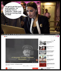Being Alone, Life, and Twitter: l've got to get this guy's  email address - he  probably lives in  California - I think i just  found my running mate  for 2020!  YouTube  Search  Up next  AUTOPLAY  10 Brutal Realities of Life in  THE  13:27  Stalin's Soviet Union  TopTenz O  GULAGS  S489K views  2  What if Stalin Never Came to  1.9M views  18:26  WHY GERMANY Sie nion?  INVADED  Why did Germany Invade the  Soviet Union?  he Armchair Historian  441K views  1  RUSSI49  11:49  Socialism, and  Mr. Beat  of the great October Socialist  Revolution.  50K views  14:32  Joseph Stalin, Leader of the  Soviet Union (1878-1953)  Simple History。  2M views  0:47/6:47  OSEPH-STALIN 5:54  941 Nazi Germany vs Soviets  1941  Stalin speech-November 7,1941[English subtitles  395,507 views  ALONE: Who would have won?  zvallid  1M views  30:32  Proletarian TV  Published on Nov 7,2015  George H.W. Bush, American  War Criminal  SUBSCRIBE 11K