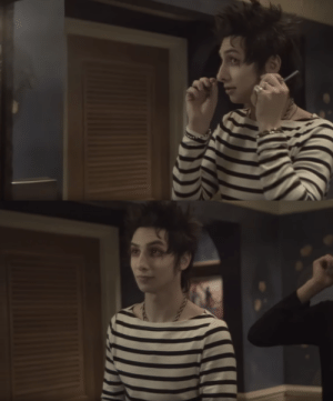 Tumblr, Blog, and Television: lxvethevoid:  remington leith (szn 01, ep 10 of royal television)