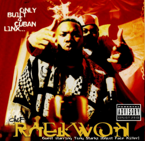 Tumblr, Blog, and History: LY  BUl  BAN  LIN  PARE N TA  ADVISORY  XPLICIT LYRICS  Guest starring Tony Starks TGhost Face Killer] todayinhiphophistory:  Today in Hip Hop History:Raekwon released his debut solo album Only Built 4 Cuban Linx… August 1, 1995