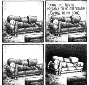 filthygrandpa:  Meirl https://ift.tt/2OiyoXS: LYING LIKE THIS IS  PROBABLY DOING IRREPARABLE  DAMAGE TO MY SPINE filthygrandpa:  Meirl https://ift.tt/2OiyoXS