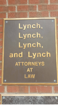 Salem Witch Trials (circa 1693): Lynch,  Lynch  Lynch,  and Lynch  ATTORNEYS  AT  LAW Salem Witch Trials (circa 1693)