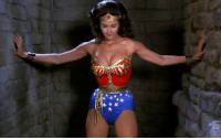 Lynda Carter defends Wonder Woman's breasts in response to a U.N. controversy.  http://comicbook.com/dc/2017/05/01/lynda-carter-defends-wonder-womans-breasts-in-response-to-un-con/  (David): Lynda Carter defends Wonder Woman's breasts in response to a U.N. controversy.  http://comicbook.com/dc/2017/05/01/lynda-carter-defends-wonder-womans-breasts-in-response-to-un-con/  (David)