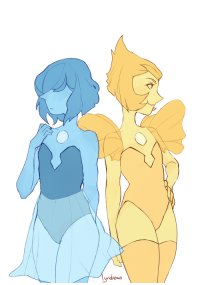 Target, Tumblr, and Blog: lyndraws:  *banging fists on table* MORE PEARLS MORE PEARLS MO-