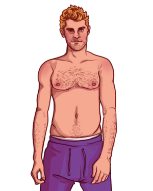 lythelia-art:Clint Barton? Trans Icon.: lythelia-art:Clint Barton? Trans Icon.