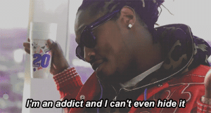 Hide, I Cant Even, and  I Cant: 'm an addict and I can't even hide it
