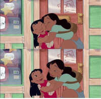 """Frozen, Memes, and 🤖: m  B """"frozen: disney's first sisterly love movie"""" excuse me??? nani was only 19 and she had to raise lilo all by herself"""