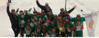 Mexico defeated Canada 5-1 in the International Pee-Wee B.S.R Tournament in Quebec to become champions for the first time ever. An incredible achievement for a non-hockey nation: M ICC  ONAL  INTERN  Mar  CHA Mexico defeated Canada 5-1 in the International Pee-Wee B.S.R Tournament in Quebec to become champions for the first time ever. An incredible achievement for a non-hockey nation