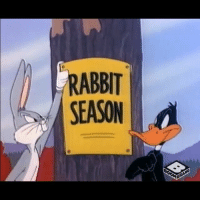 """Repost @boomerangtoons - If you've ever used the """"Rabbit Season! Duck Season!"""" trick to settle a spat... then you're going to like Boomerang's new streaming service: (link in bio) 🐰🐦 bugsbunny: M RABBIT  SEASON Repost @boomerangtoons - If you've ever used the """"Rabbit Season! Duck Season!"""" trick to settle a spat... then you're going to like Boomerang's new streaming service: (link in bio) 🐰🐦 bugsbunny"""