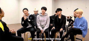Tumblr, Blog, and Http: M: sleepingis thelbest thing hobies: i am bts, bts is me